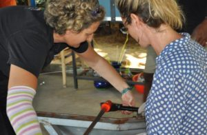 Experience Glassblowing - private tuition