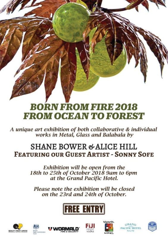 Born from Fire 2018 - From Ocean to Forest