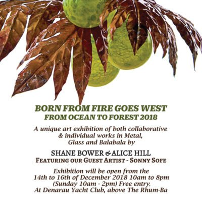 Born from Fire Goes West