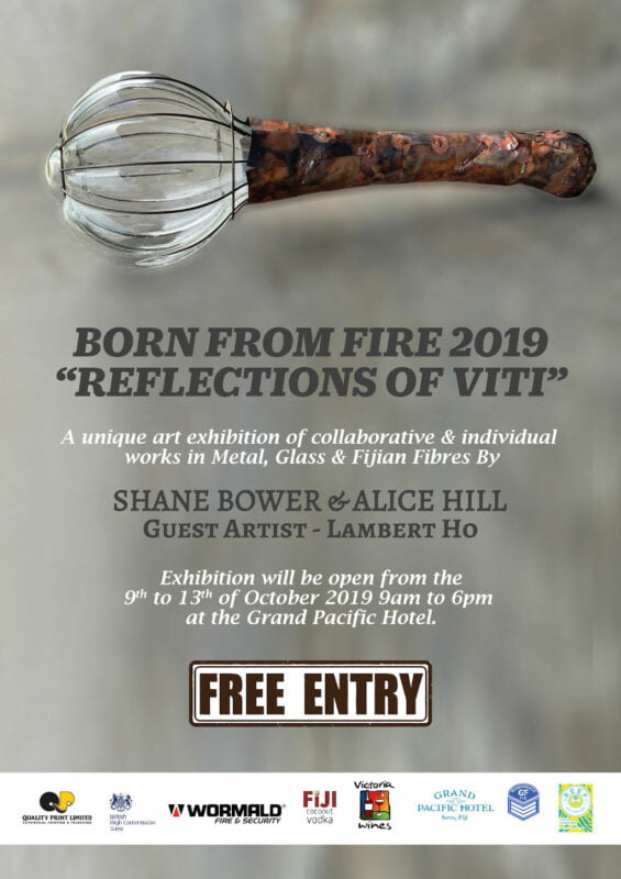 Born from Fire 2019 - Reflections of Viti